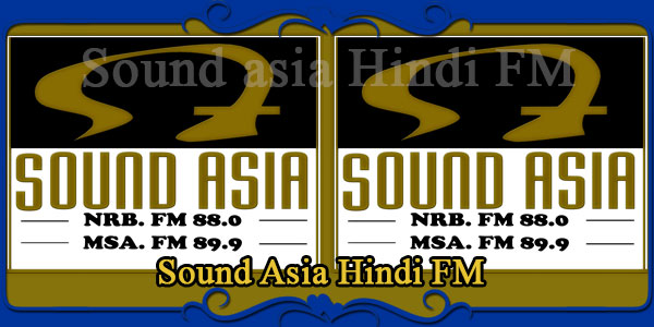 Sound Asia Hindi FM