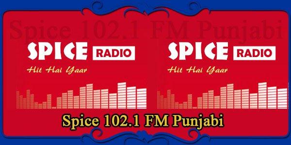 Spice 102.1 FM Punjabi