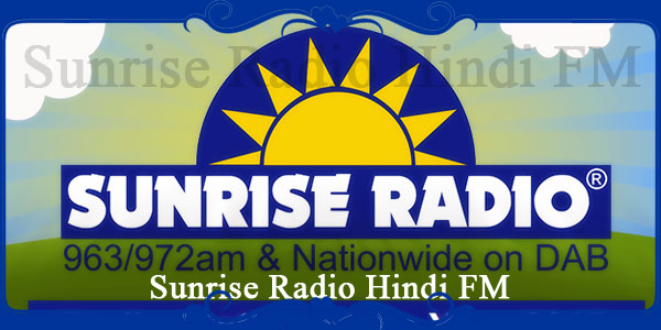 Sunrise Radio Hindi FM
