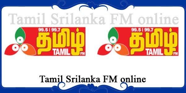 Tamil Srilanka FM online