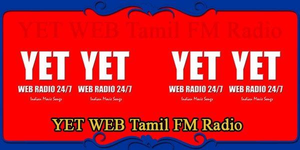 YET WEB Tamil FM Radio
