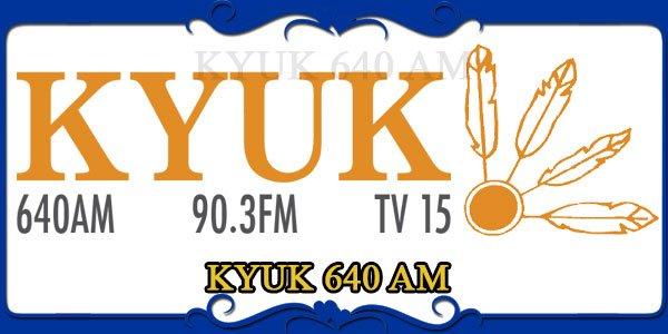 KYUK 640 AM