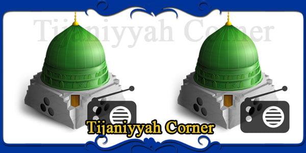 Tijaniyyah Corner