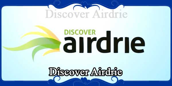 Discover Airdrie