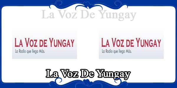 La Voz De Yungay