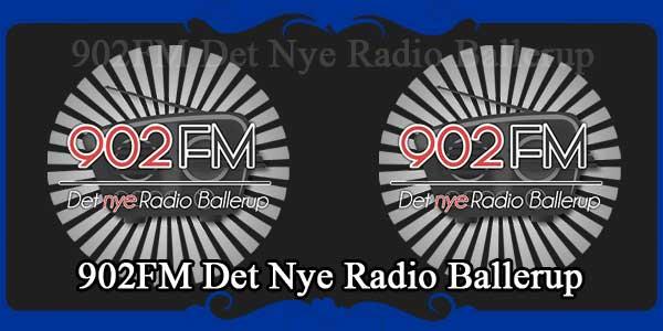902FM Det Nye Radio Ballerup