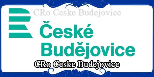 CRo Ceske Budejovice