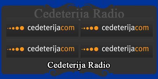 Cedeterija Radio