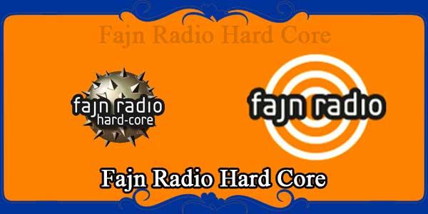 Fajn Radio Hard Core