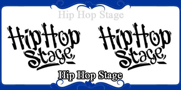 Hip Hop Stage