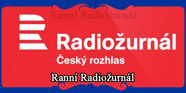 Ranní Radiožurnál