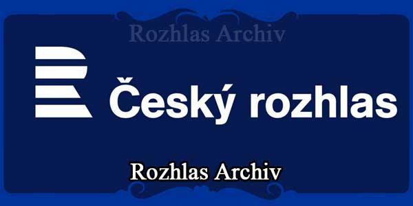 Rozhlas Archiv