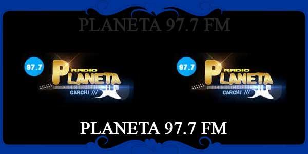 PLANETA 97.7 FM