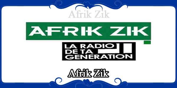 Afrik Zik