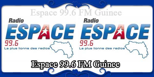 Espace 99.6 FM Guinee