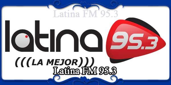 Latina FM 95.3