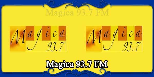 Magica 93.7 FM