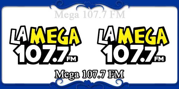 Mega 107.7 FM