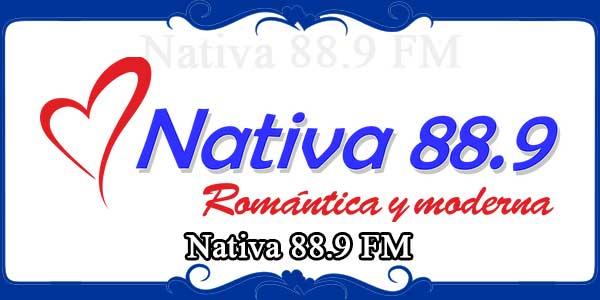 Nativa 88.9 FM