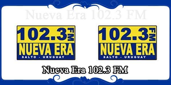 Nueva Era 102.3 FM