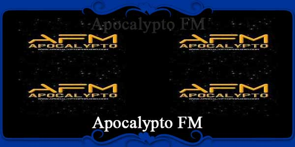 Apocalypto FM