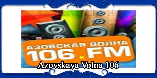 Azovskaya Volna 106