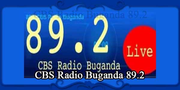 CBS Radio Buganda 89.2