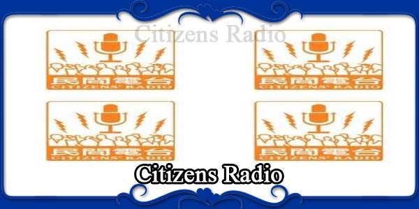 Citizens Radio