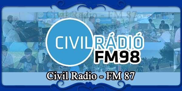 Civil Radio - FM 87