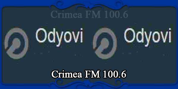 Crimea FM 100.6