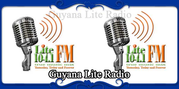 Guyana Lite Radio