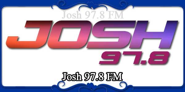 Josh 97.8 FM