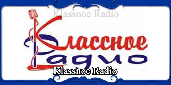 Klassnoe Radio