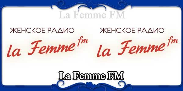La Femme FM