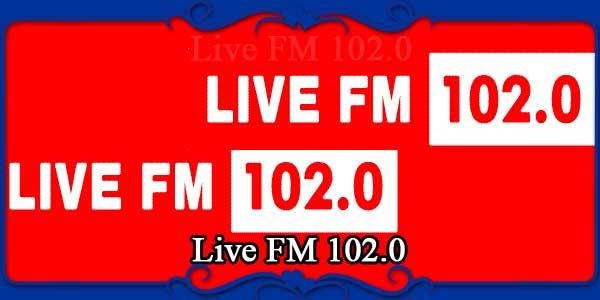 Live FM 102.0