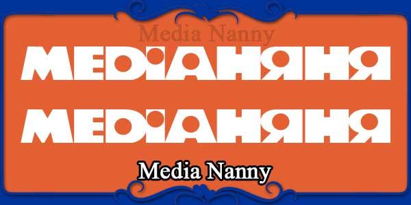 Media Nanny