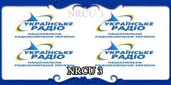 NRCU 3