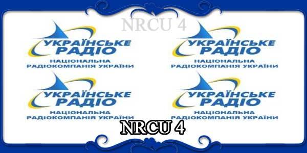 NRCU 4