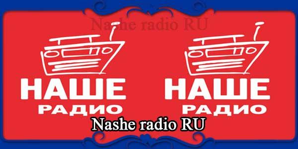 Nashe radio RU