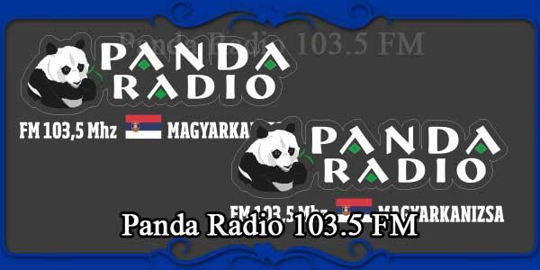 Panda Radio 103.5 FM