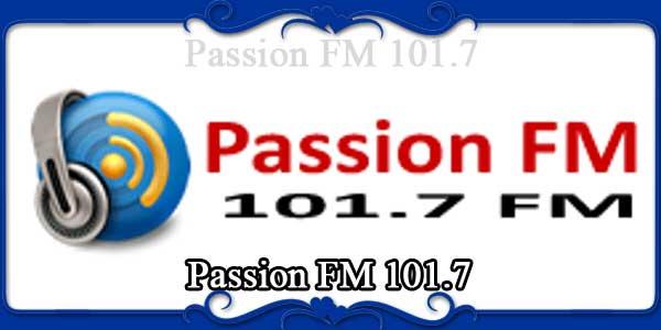 Passion FM 101.7
