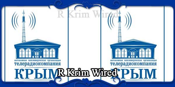 R Krim Wired