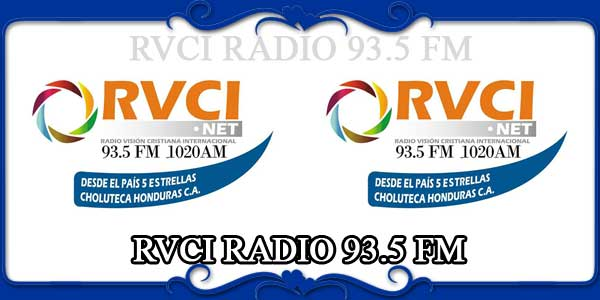 RVCI RADIO 93.5 FM