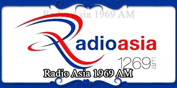 Radio Asia 1969 AM