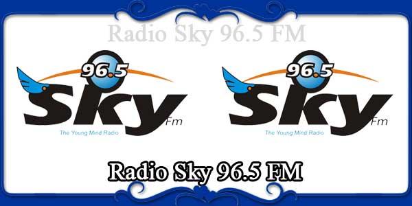 Radio Sky 96.5 FM