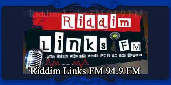 Riddim Links FM 94.9 FM