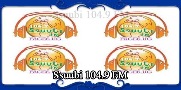Ssuubi 104.9 FM