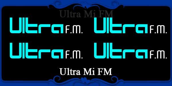 Ultra Mi FM