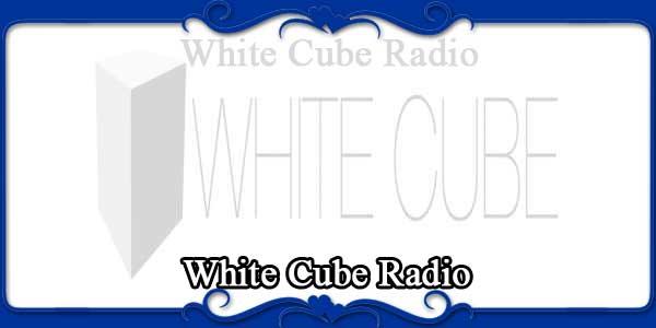 White Cube Radio