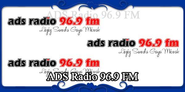 ADS Radio 96.9 FM